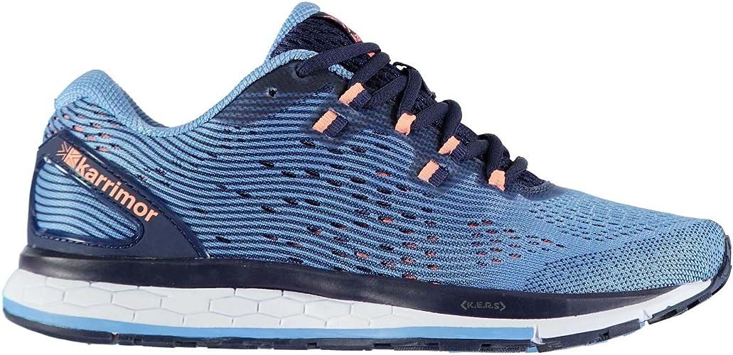 Karrimor Mujer Rapid Support Zapatillas De Running Azul Marino ...