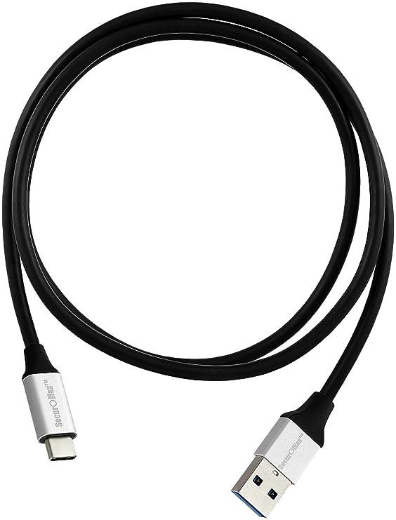 Amazon.com: SecurOMax - Cable USB tipo C a A (USB 3.0, USB ...