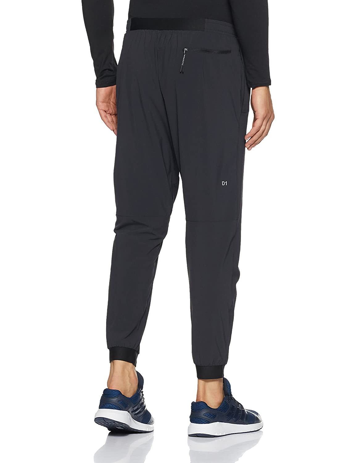 ASICS Elasticated Stretch Woven Pants Mens Sports Trousers