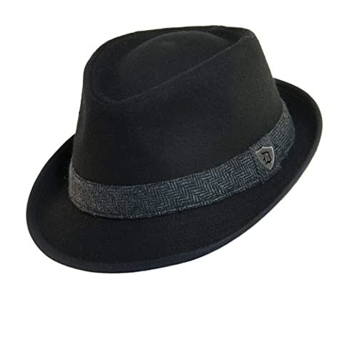 b8276846e Best Fedora Hats For Men [Updated 2019] - The Best Hat