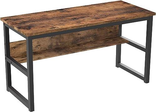 Lazyin Computer Desk 55″