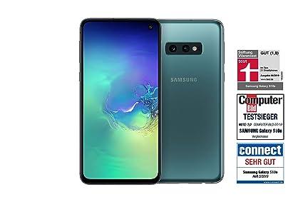 Samsung Galaxy S10e 128GB Dual SIM Prism Green Versión Alemana