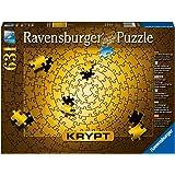 Ravensburger -Krypt Puzzle - Gold (631 PC)