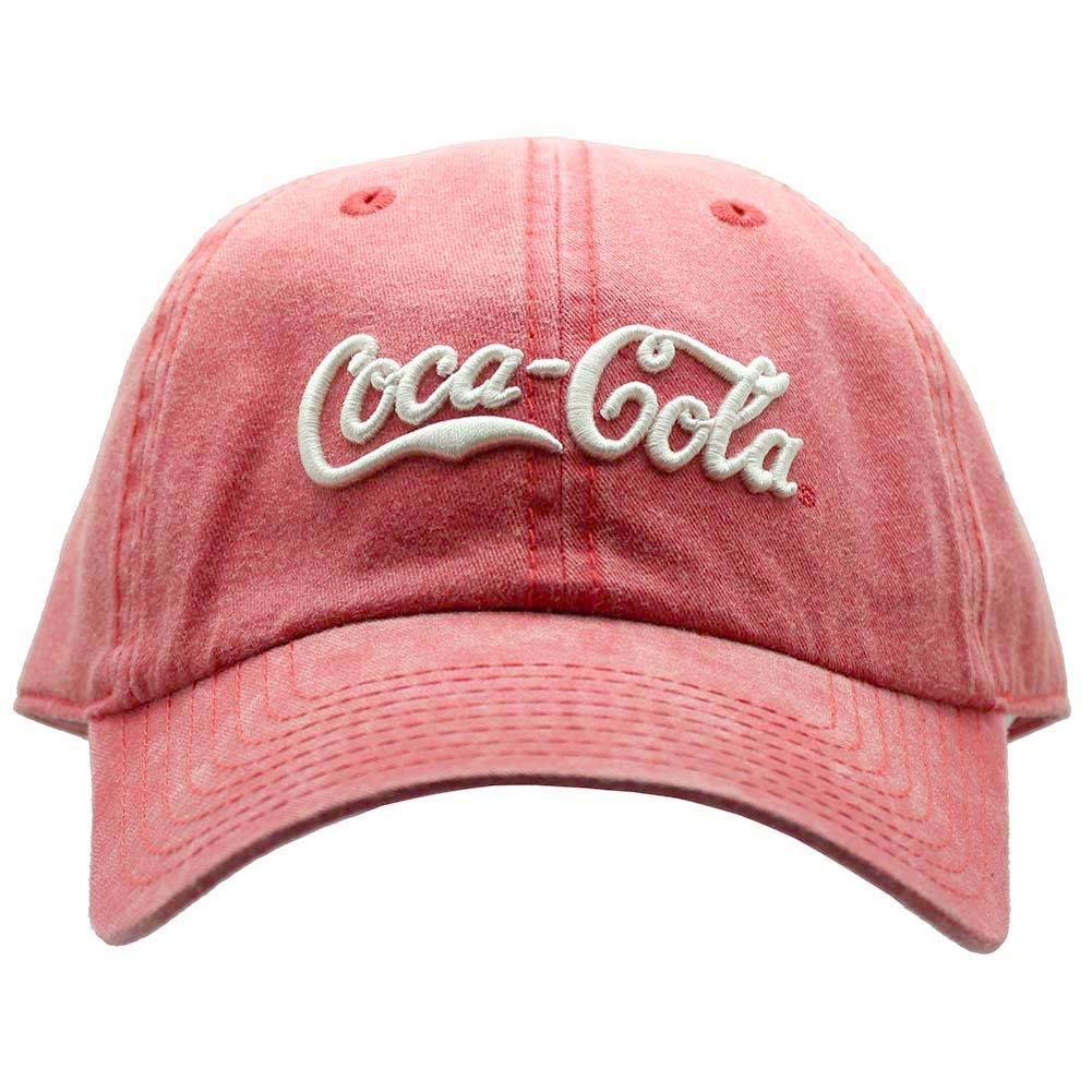 ad602c76d American Needle X Coca-Cola Vintage Raglan Hat Red