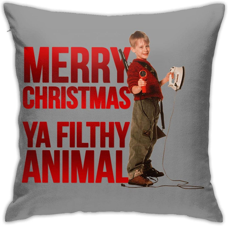 Xiaojun Home Alone Merry Christmas Pullover Hoodie Pillowcases, Floor Pillowcases, Pillowcases, Sofa Cushions, Cushion Covers, Backrest Covers, Car Cushion Interiors