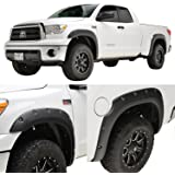 E-Autogrilles Fender Flares Pocket Rivet Style for 07-13 Toyota Tundra
