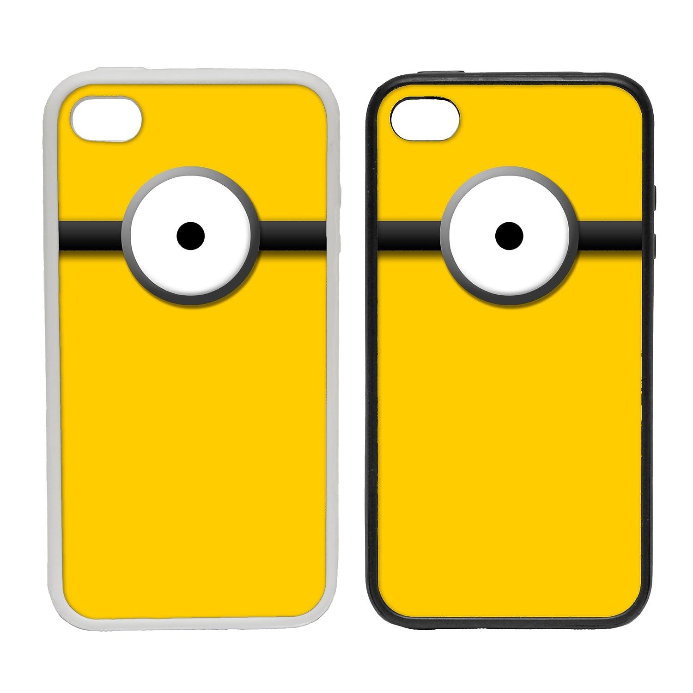WTF |minion Eye| à clipser téléphone Coque) |