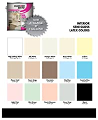 Diamond Brite Paint 21750 1-Gallon Semi Gloss Latex Paint