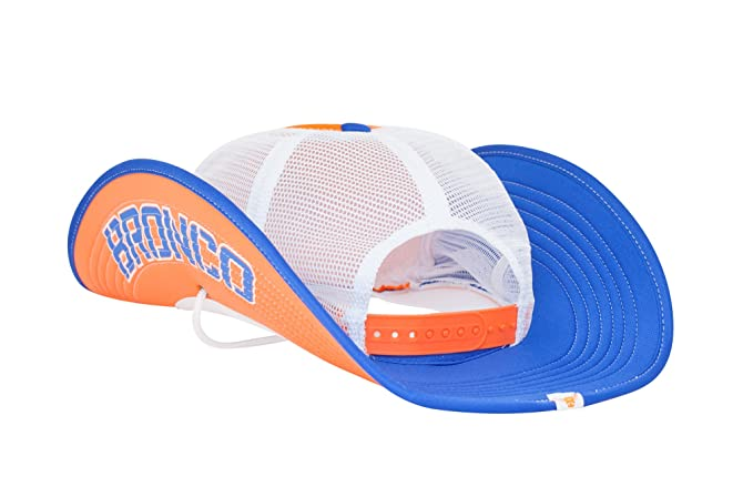 online retailer 94b40 b7291 Cowbucker Collegiate Bucker Hat   Officially Licensed (OSFA, Boise State  Classic) at Amazon Men s Clothing store