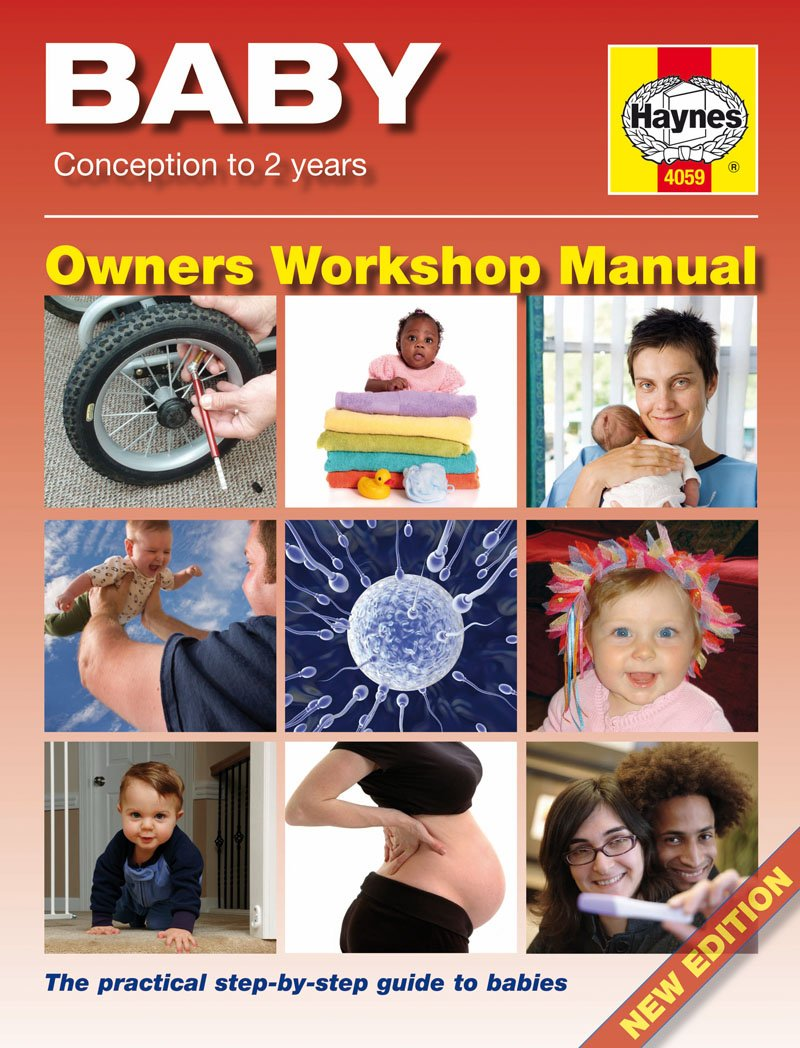 the baby manual conception to two years ian banks 8601404221866 rh amazon com haynes baby manual pdf haynes baby manual whsmiths