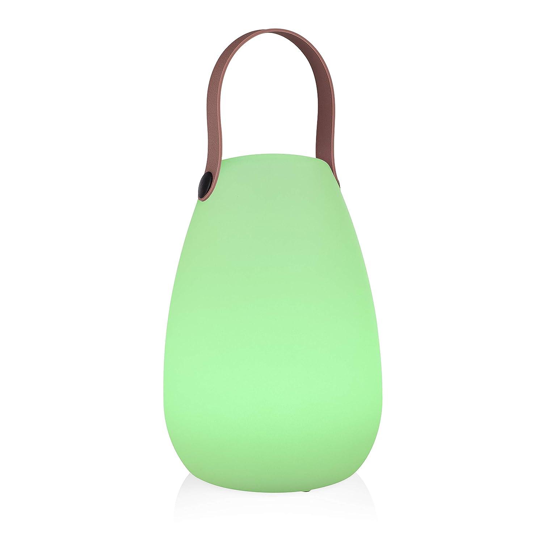 Blanco 7 colores Recargable con cable USB Luz de mesa LED Smartwares OOO-50002 Para uso interior y exterior