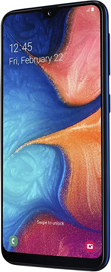MOVIL Smartphone SAMSUNG Galaxy A20E DS 3GB 32GB Azul EU: Samsung ...