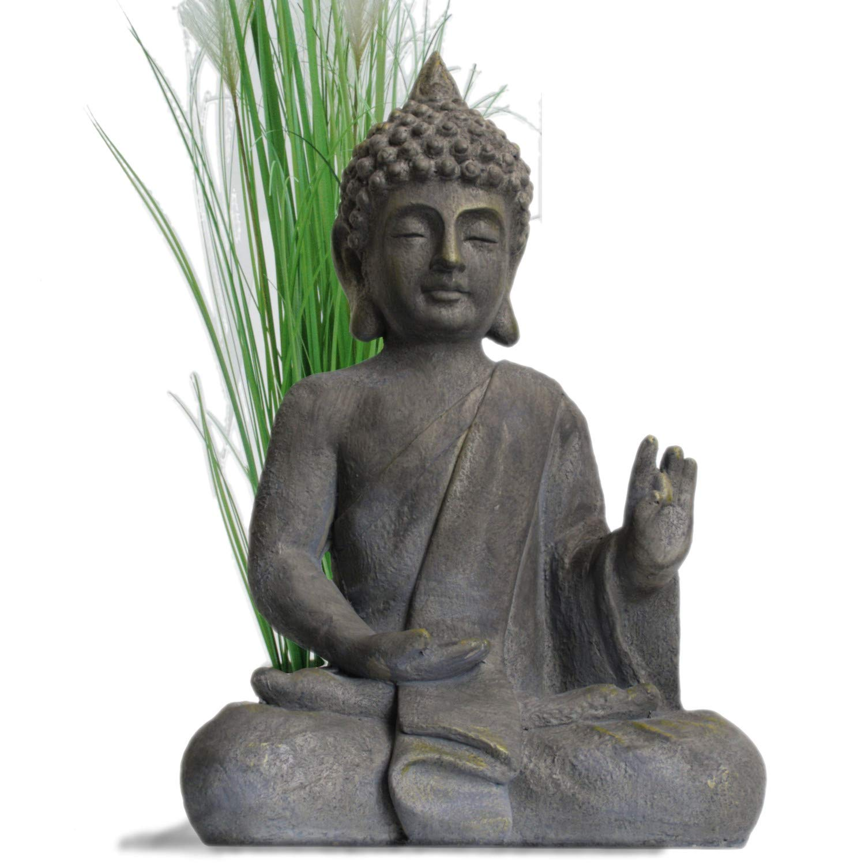 INtrenDU Garden Buddha statue 8cm garden decor