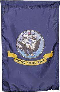 product image for Annin Flagmakers Navy Garden Banner Nylon 12 in 18 in