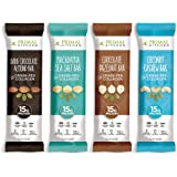 Primal Kitchen - Grass Fed Collagen Protein Bars Variety Pack, ALL 4 Flavors (Pack of 12)