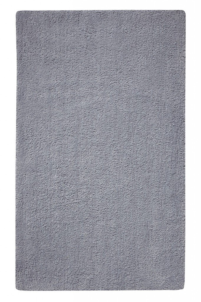 ESPRIT Badteppich Natural Remedy - dunkel grau - 70 x 120 cm