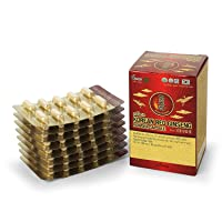 [Authentic] 6years Korean Red Ginseng Tablets - By PureGin - 300mg X 80 Tablets...