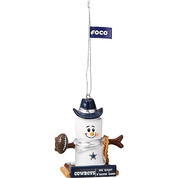 FOCO NCAA Unisex Smores Ornament