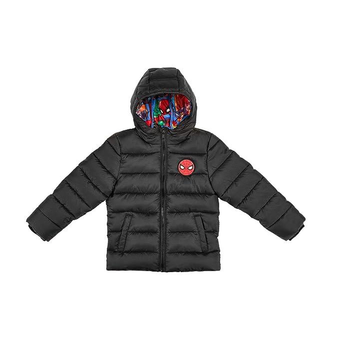 Amazon.com: The Arctic Squad Spiderman - Chaqueta con ...
