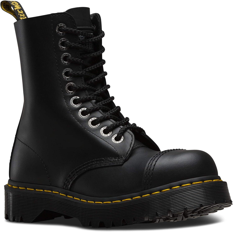 dr marten industrial work boots