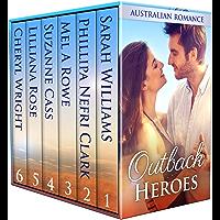 Outback Heroes: Australian Romance