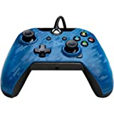 PDP Wired Controller for Xbox One - Blue Camo