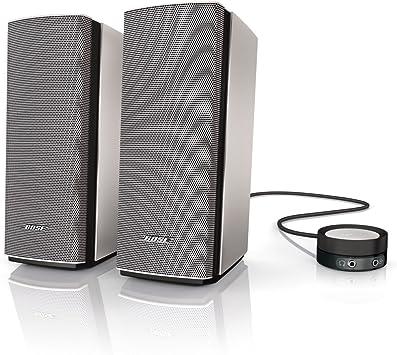Bose® Sistema de altavoces multimedia Bose ® Companion® 20: Amazon.es: Electrónica