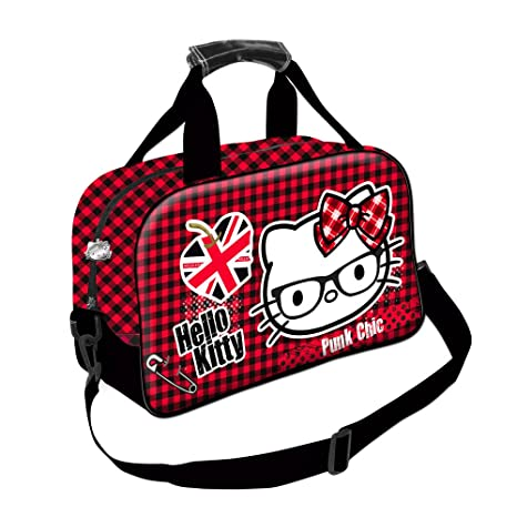 Karactermania Hello Kitty Vichy Bolsa de Deporte Infantil 6683906bf38e6