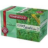 Pompadour - Cola De Caballo Plus 3 - [pack de 3]