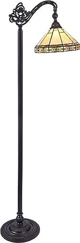 Chloe CH31315MI11-RF1 Floor Lamp
