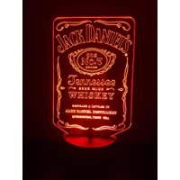 JACK DANIEL'S, lampada da salotto 3D