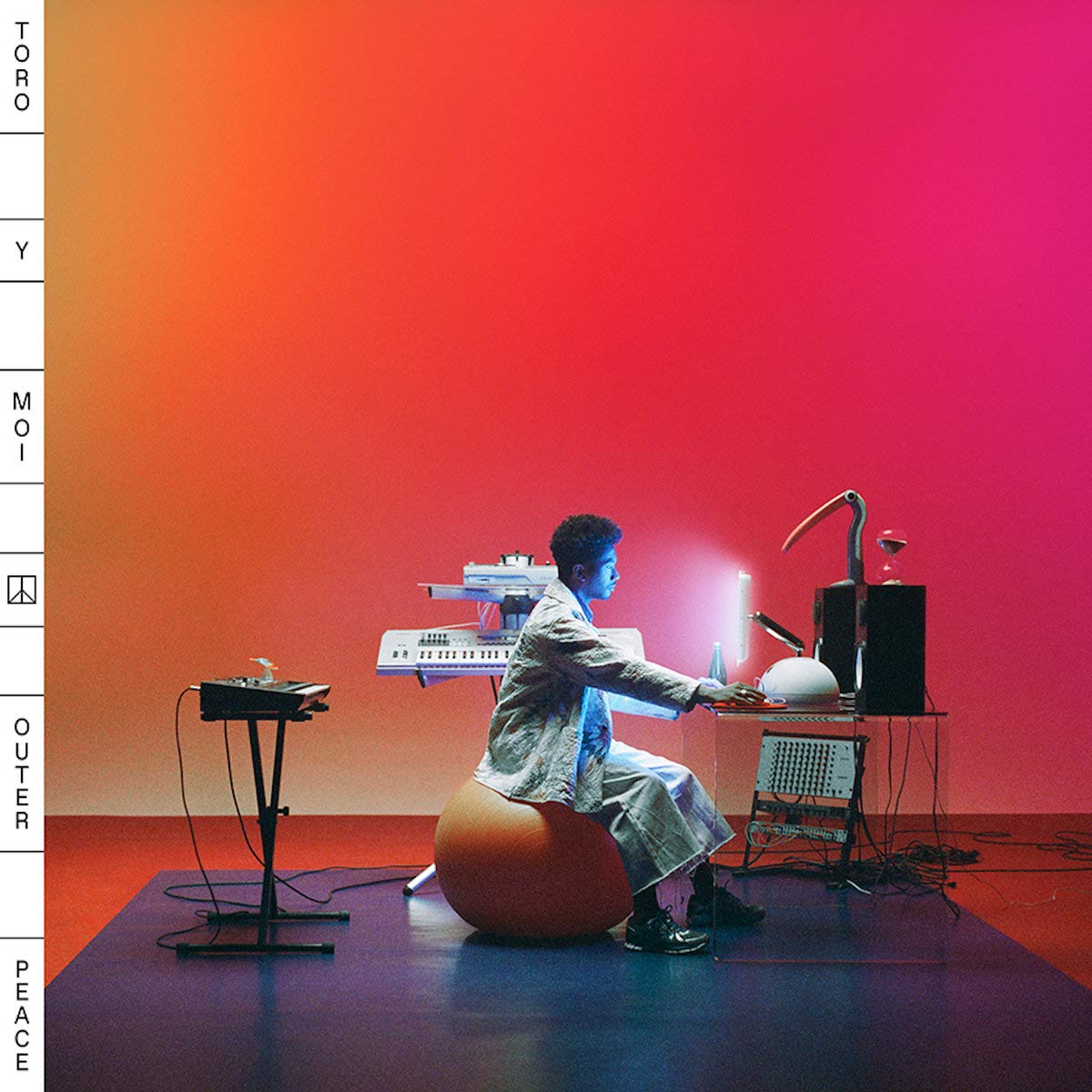 Vinilo : Toro y Moi - Outer Peace (LP Vinyl)