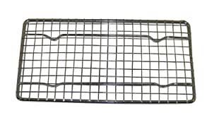 "Update International (PG810) 8"" x 10"" Chrome Plated Wire Pan Grate"