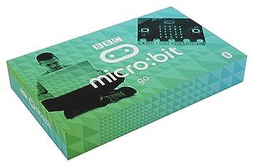 The perseids Micro:bit go Visualización de Patrones Animados Dos Botones programables Un microcontrolador de Brújula Incorporado con Detección de Movimiento ...
