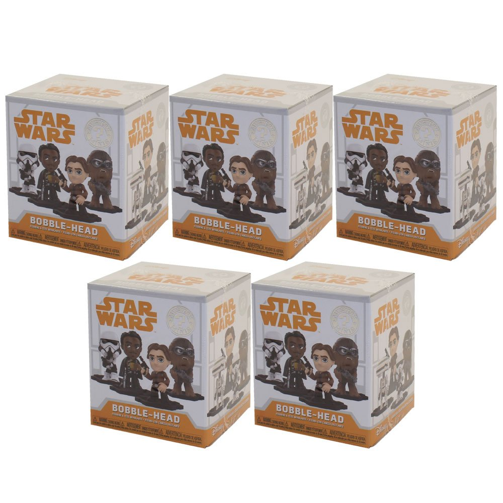 Solo: A Star Wars Story S1 5 Pack Lot BLIND BOXES Funko Mystery Minis Vinyl Figure