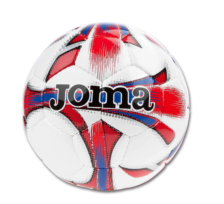 Joma Equipment Balones de Fútbol Ball Dali Verde de Color Rojo ...