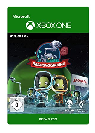 Kerbal Space Program Breaking Ground Expansion Xbox One