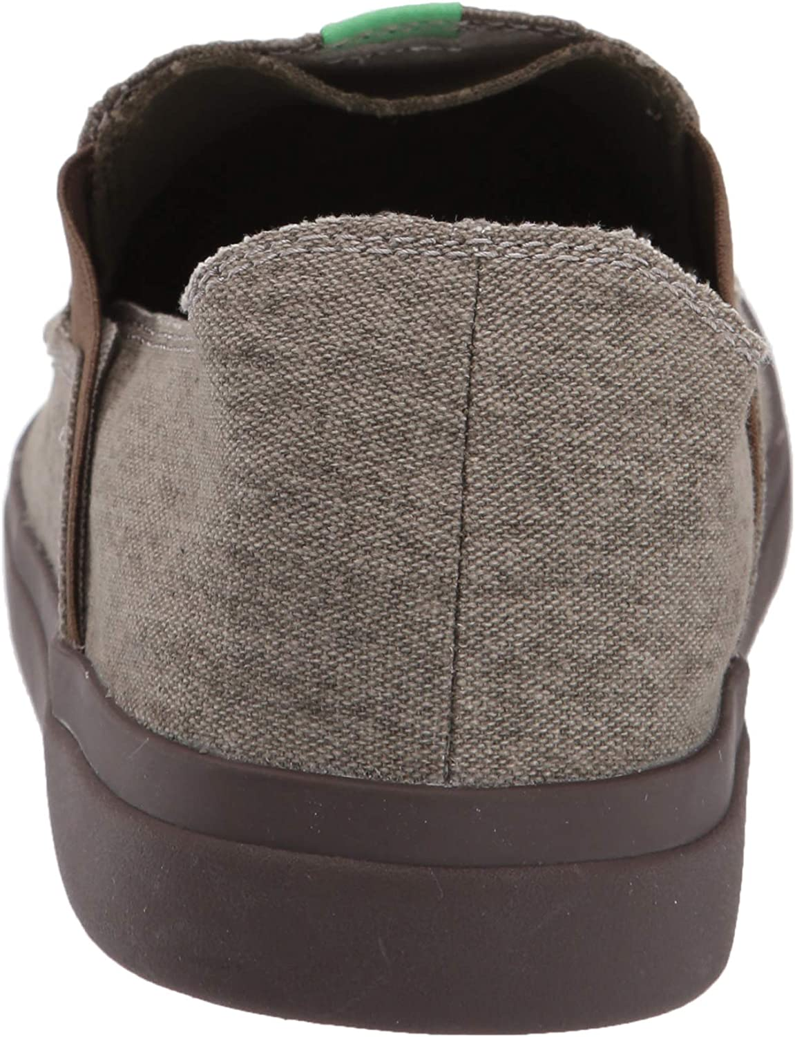 Sanuk Pick Pocket Baskets à enfiler pour homme Brindille
