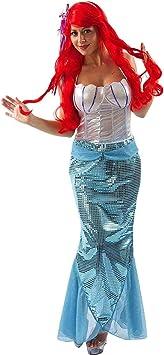 Disfraz de Sirena para Adulto: Amazon.es: Juguetes y juegos