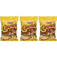 Kraft Original Caramels - 3 Pack, Net Weight 807 Grams