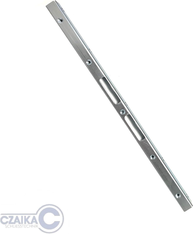 20 x 25 mm verzinkter Stahl Sicherheitswinkelschlie/ßblech 500 mm lang CZAIKA rechts /& links verwendbar