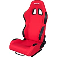 Simoni Racing SRS/1R asiento deportivo, rosso