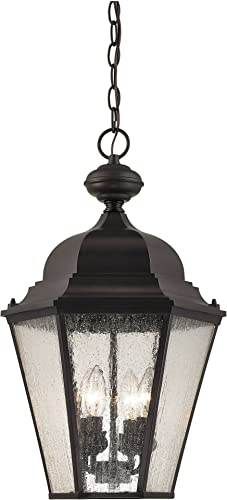 Elk Lighting 8903EH 75 Thomas Lighting Hanging, One Size, Oil-Rubbed Bronze