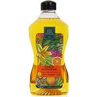 Eyüp Sabri Tuncer Doğal Zeytinyağlı Sıvı Sabun Bodrum Mandalinası 1,5 L Pet Şişe 1 Paket