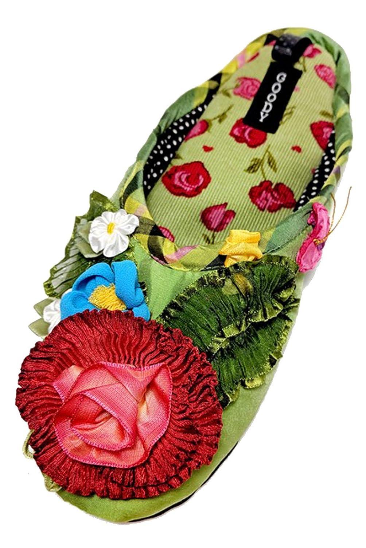 Bon Bon Flower Market Slippers