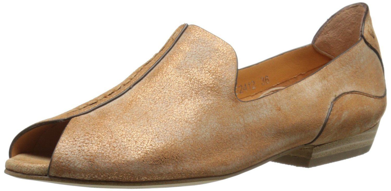 Everybody Women's Canale Ballet Flat, Cotton, 41 EU/11 M US