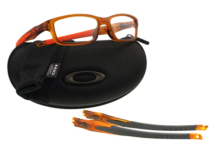 baffbe53df Image Unavailable. Image not available for. Colour  Oakley Crosslink Men s  Active RX Prescription Frame ...