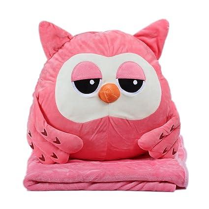 Amazon Com Alpacasso 3 In 1 Cute Cartoon Plush Stuffed Animal Toys