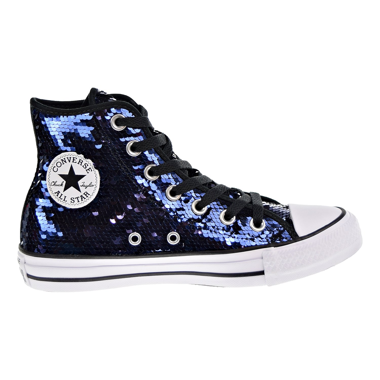 7ec0dab5def171 Converse Womens Chuck Taylor All Star Hi Canvas Trainers