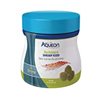 Deals on Aqueon Herbivore Shrimp Disc Food 1.6 Ounces